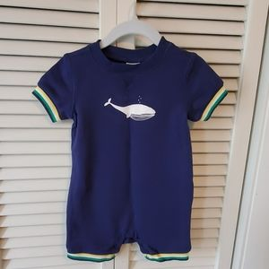 Janie and Jack size 12-18 months one piece short